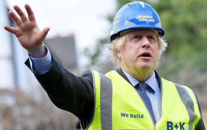 英国实施50亿基建计划