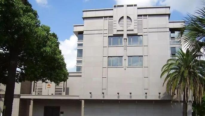 中国驻休斯敦总领馆