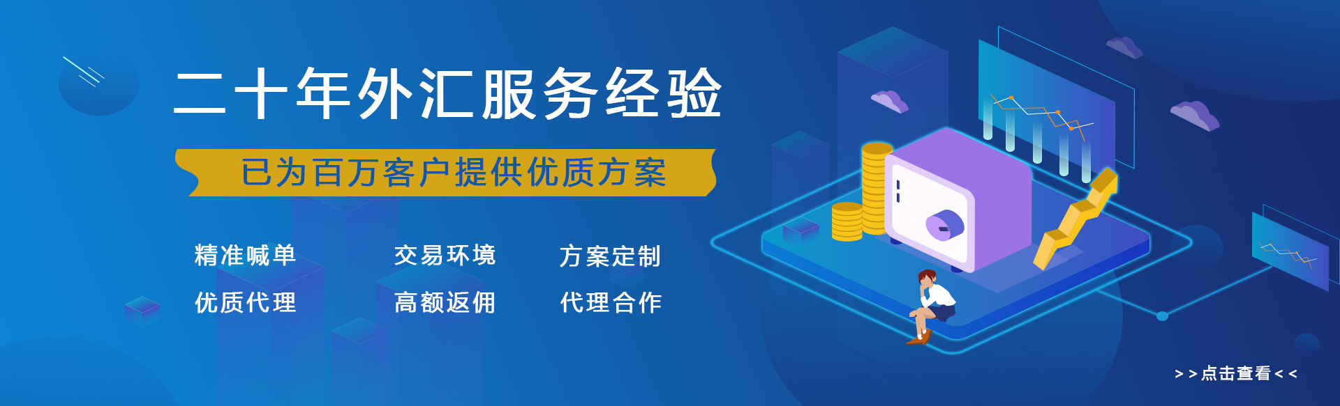 外汇阁-外汇服务二十年,服务用户过百万!